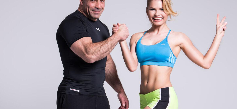 Hovhannes Yazichyan, Katarzyna Kordaczuk, lily on diet