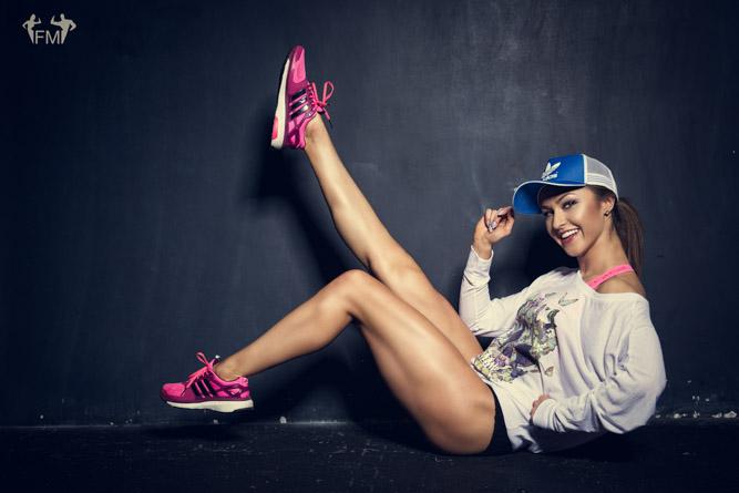 Małgorzata Mączyńska, sport, fitness, sesja motywująca, sesja sportowa